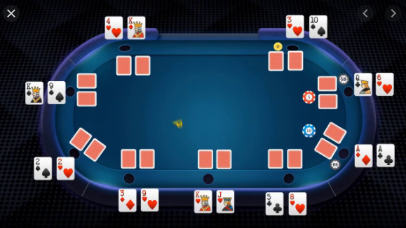 Cara Bermain Texas Holdem